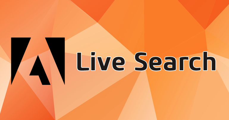 Teaser Live Search