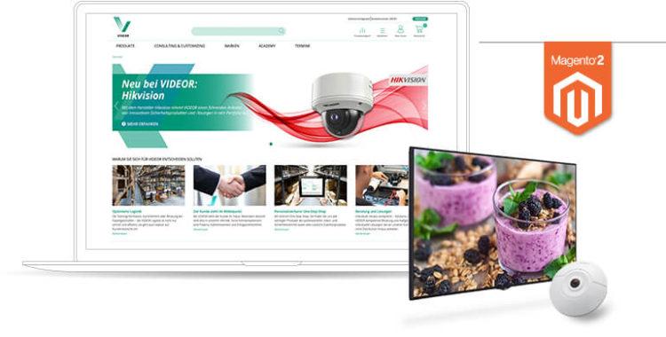 netz98 Startseite Referenz Videor