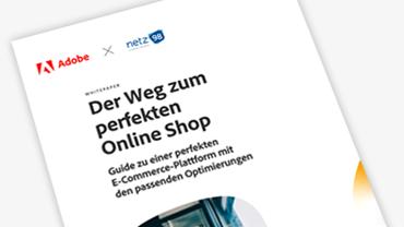 Download-Teaser Whitepaper Shop-Optimierung